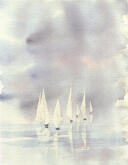 Voiles blanches
